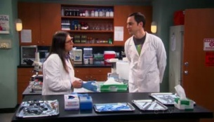 The Big Bang Theory 05x16 : The Vacation Solution- Seriesaddict